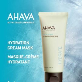 Hydratation Cream Mask - single use