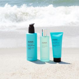 Mineral Body Lotion & Mineral Hand Cream & Dry Oil Body Mist - Sea Kissed