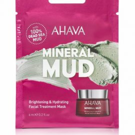 Mineral Mud Brightening & Hydrating Facial Treatment - single use