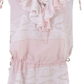 K-Design L305 Roze Beach Blouse