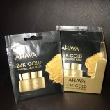 AHAVA Gold Mask 24K, Single Use