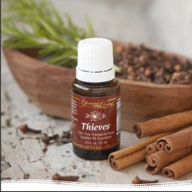 Young Living olie: Thieves, 5ml