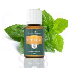 Young Living olie: Peppermint, 5ml