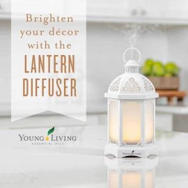 Young Living: Lantern Diffuser