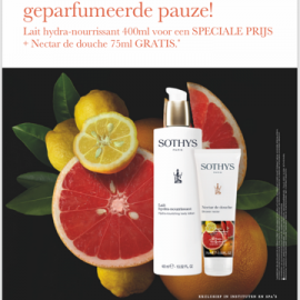 Bodylotion + Douchecreme: Limited Edition, Yuzu & Pompelmoes